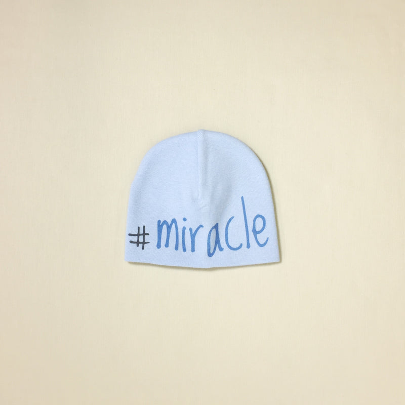 best baby beanie #miracle NICU baby hat Made in Canada