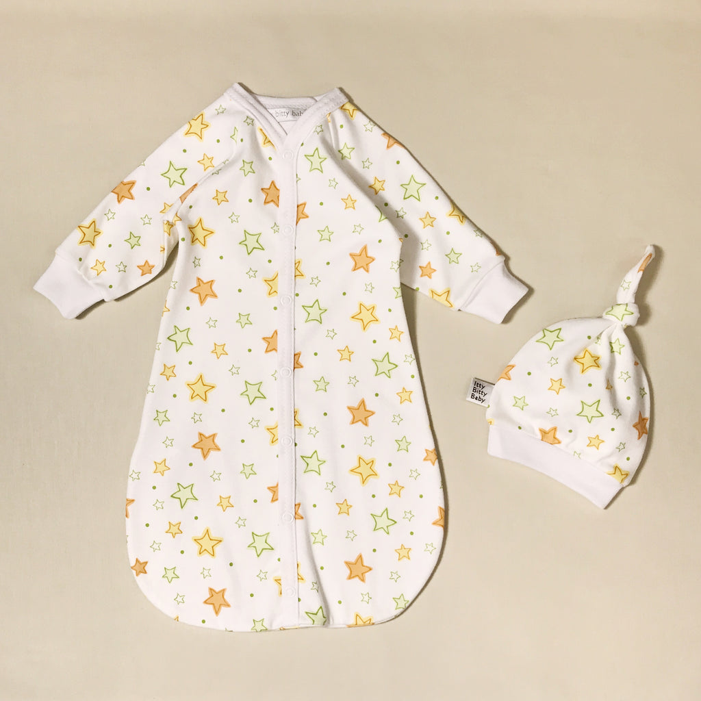 infant sleepsack wearable blanket cotton