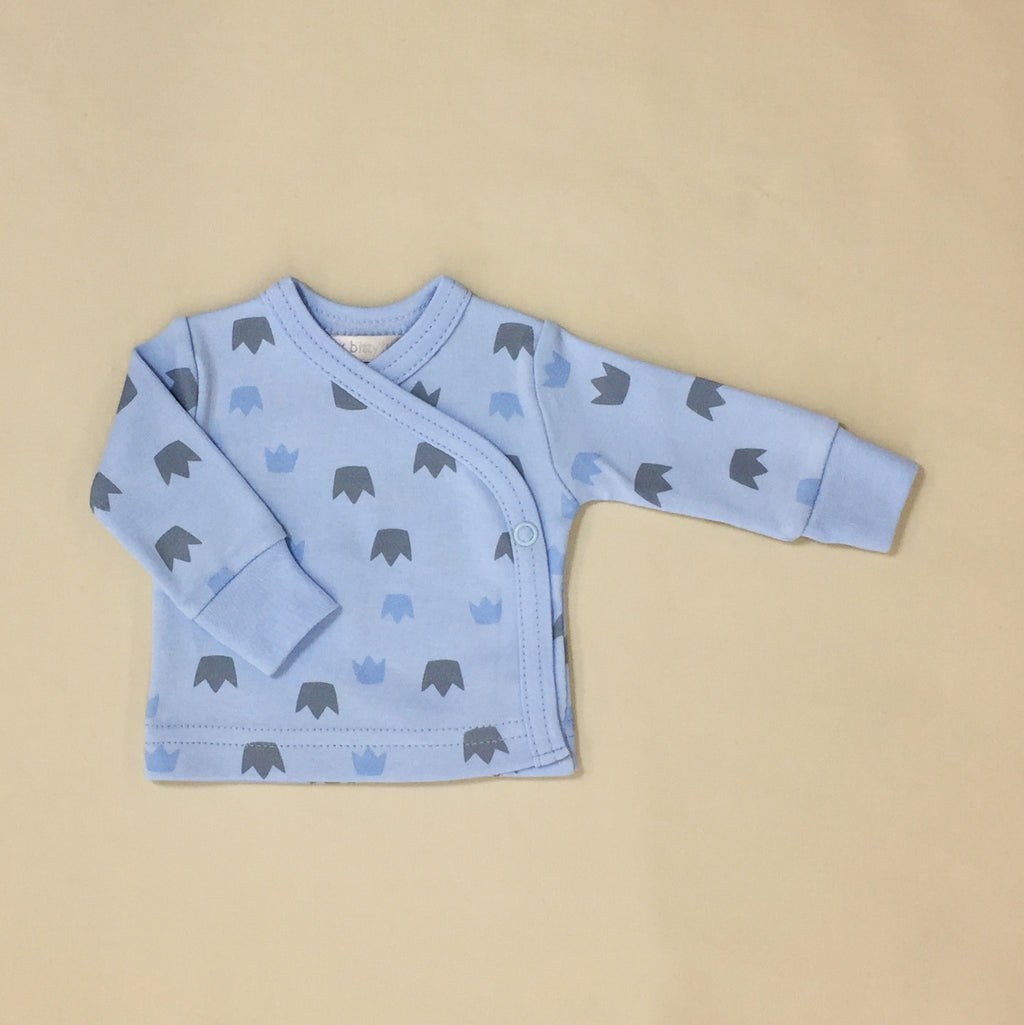 Prince Layette Set Long Sleeve