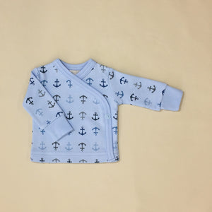 Anchor Layette Set Long Sleeve