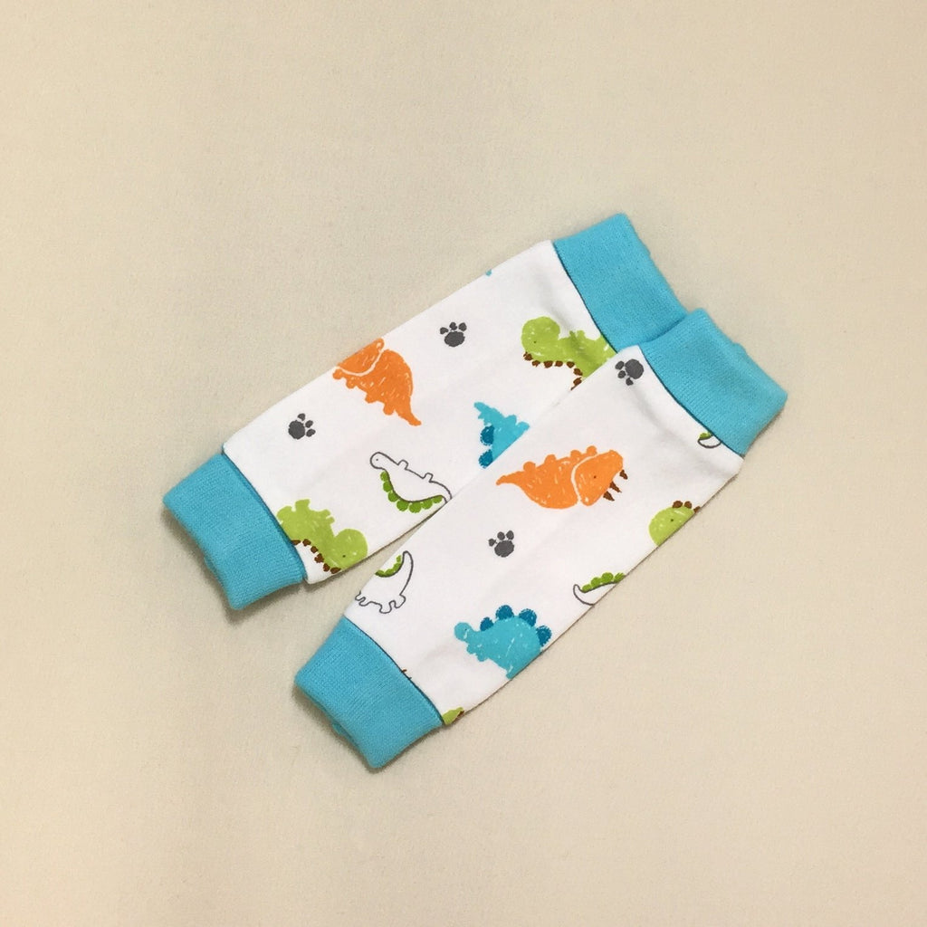 NICU Friendly Dinosaur leg warmers preemie baby infant clothing