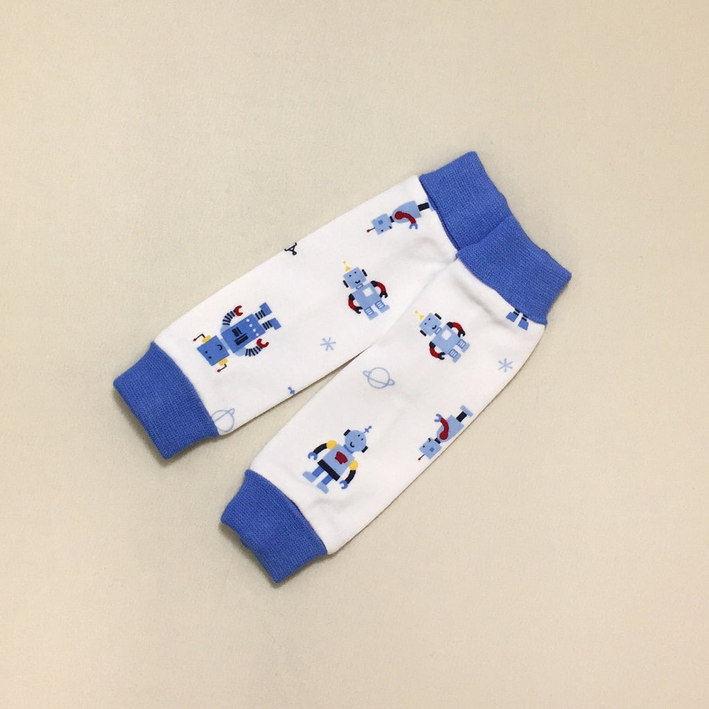 NICU Friendly Landing Zone leg warmers preemie baby infant clothing