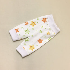 NICU Friendly twinkle leg warmers preemie baby infant clothing