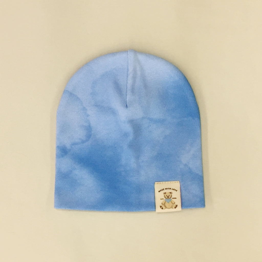 Slouchy Hat Blue
