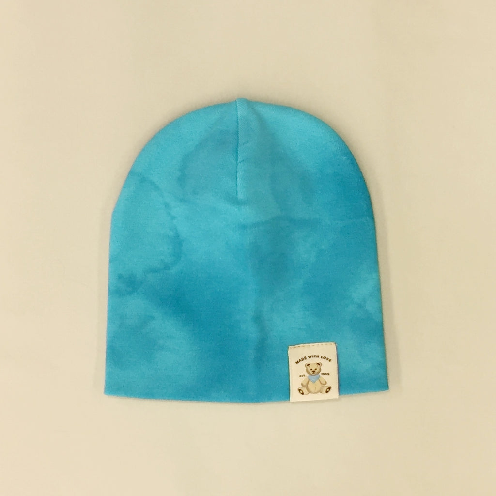 Slouchy Hat Turquoise