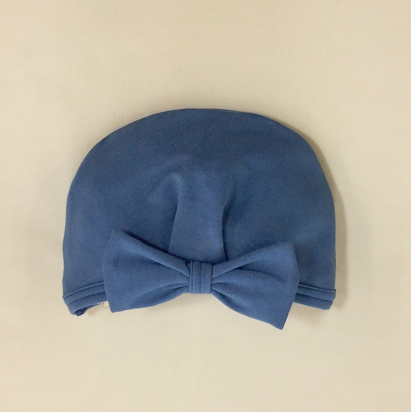 Noble Blue Bamboo Beau Hat Made in Canada