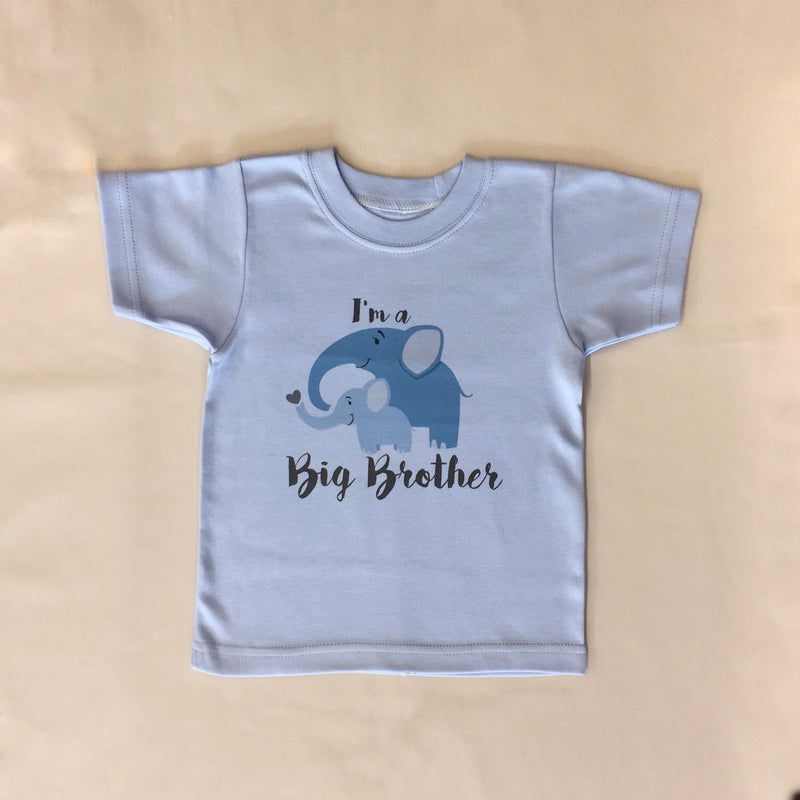 I'm A Big Brother Tee