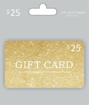 Itty Bitty Baby Boutique Gift Card $25