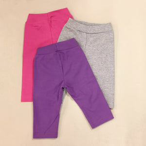 Stretchy & comfortable baby pants Made in Canada