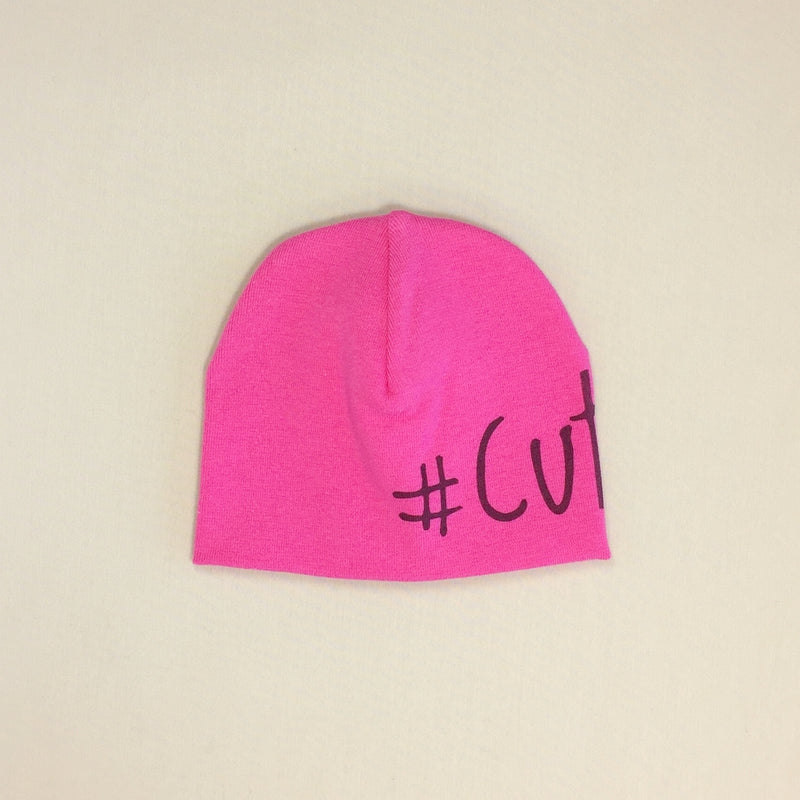 #cute preemie baby graphic beanie NICU Approved