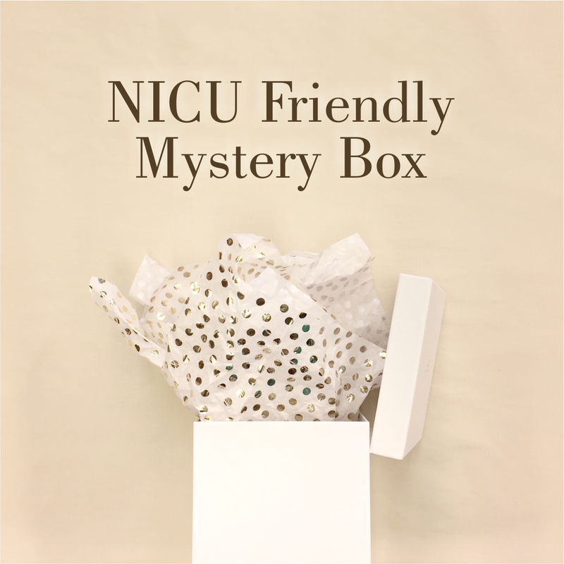NICU Friendly Mystery Box Assorted Preemie Clothes Made for the NICU Made with Love in Canada