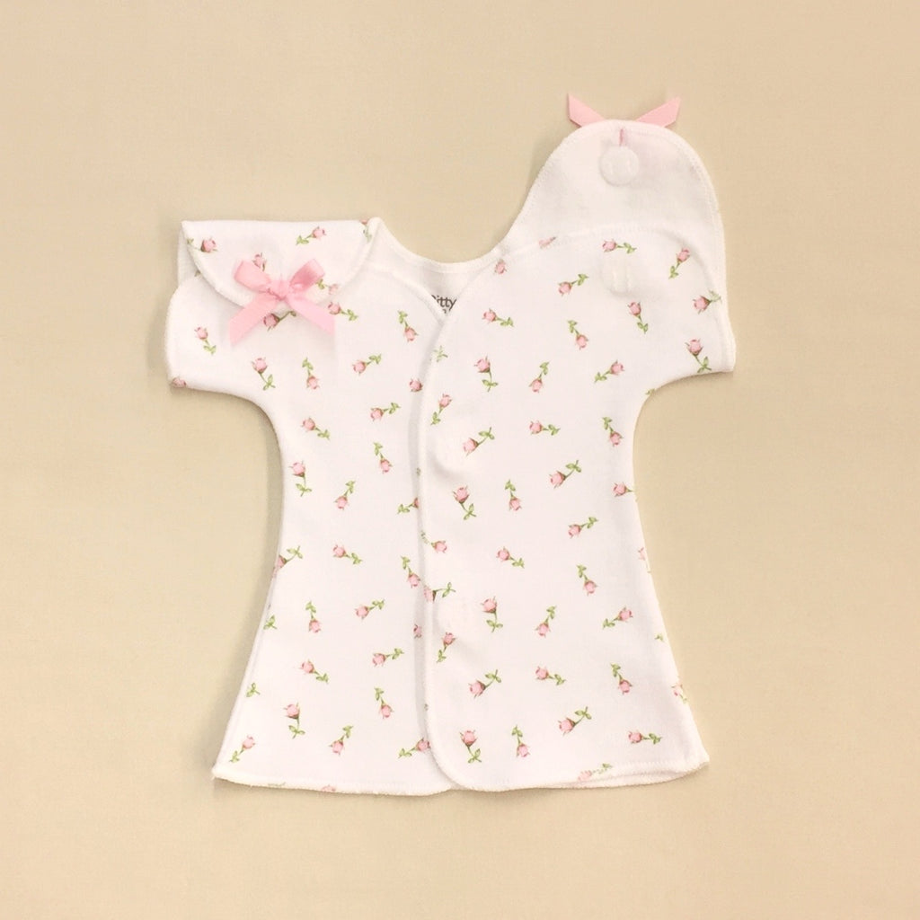 Fit & Flare NICU Dress Rosebuds