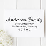 Anderson Custom Return Address Stamp D139 - Stamp Nouveau