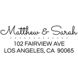 Fairview Return Address Stamp - Stamp Nouveau