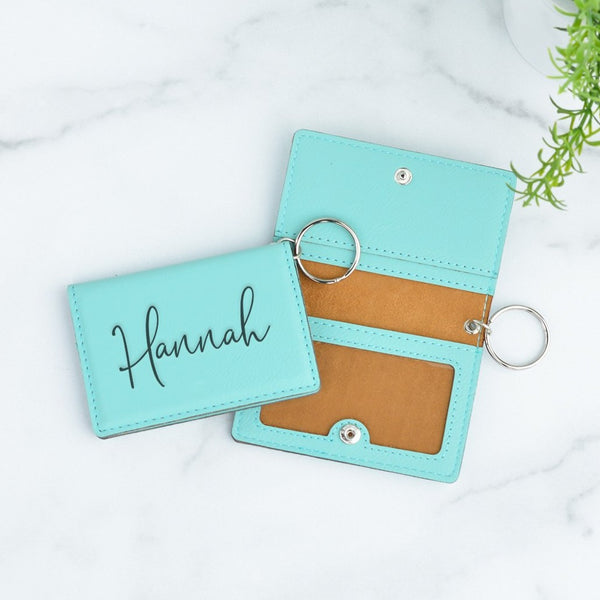 Personalized Keychain ID Wallet