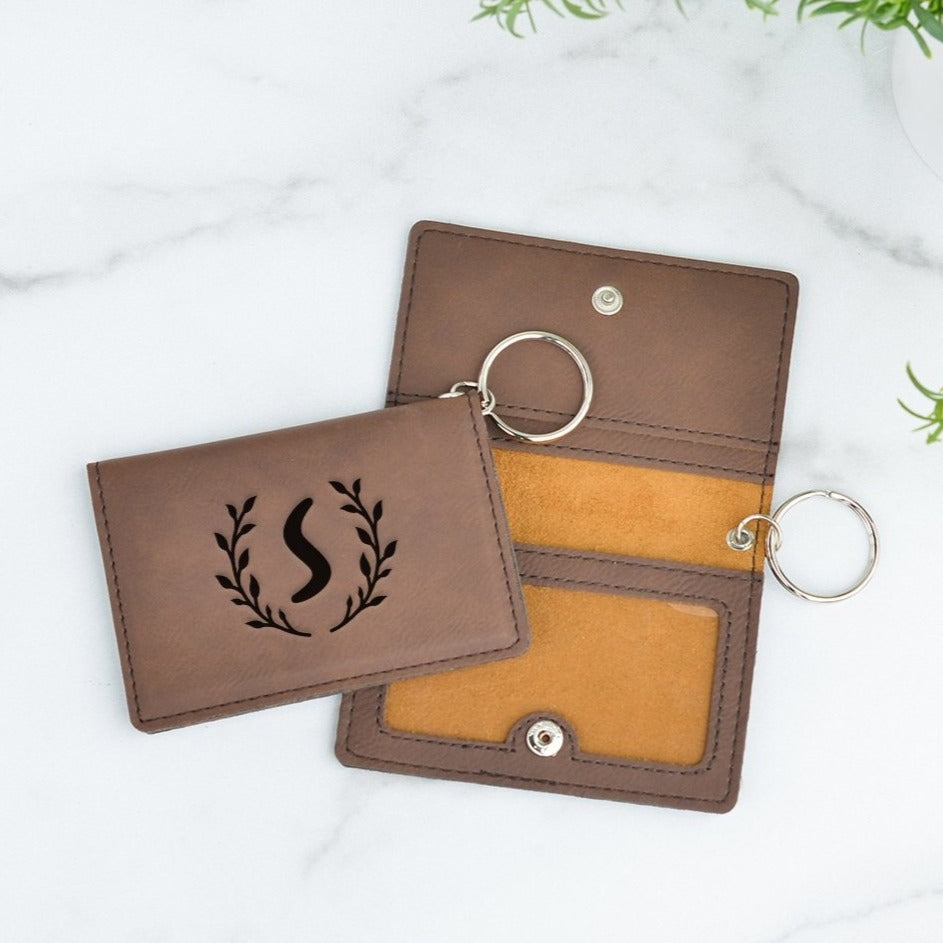 Initial Personalized Keychain ID Wallet