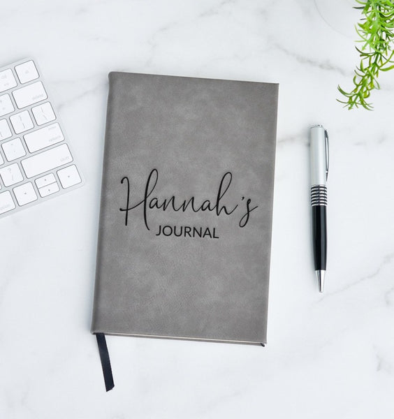 Script Personalized Journal