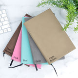 Executive Personalized Writing Journal - Stamp Nouveau