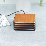 Modern Wireless Phone Charger - Stamp Nouveau