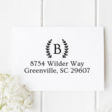 Wilder Return Address Stamp - Stamp Nouveau