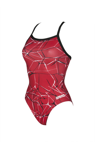 Arena Water Light Drop Back (Red)