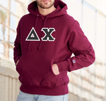 Champion Reverse Weave Hoodie Letters