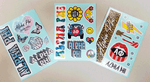Sorority Sticker Packs