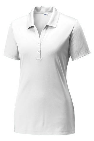Ladies Dri Fit Deck Polo