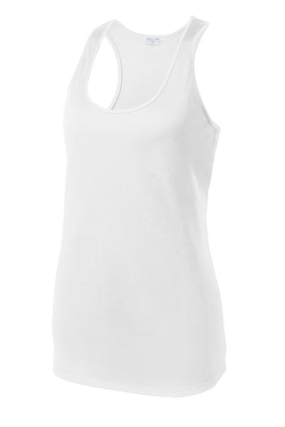 Ladies Dri Fit Deck Racerback Tank