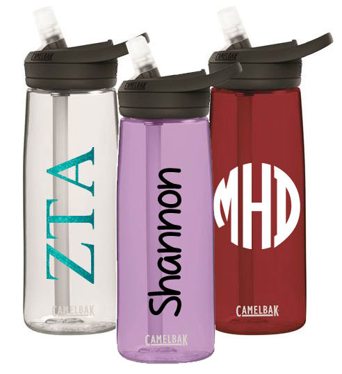 Camelbak eddy plus with Free Custom decal