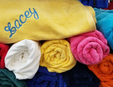 Towels with Free Embroidery Options