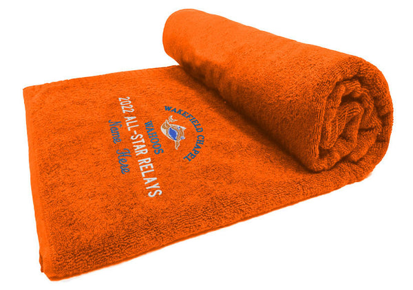 Wahoos All-Star Relays Towel