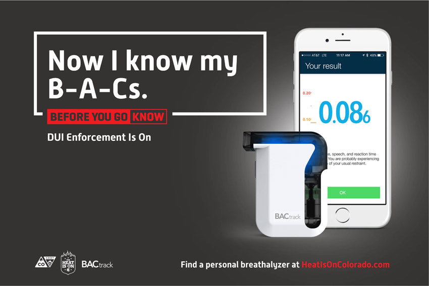 BACtrack and Colorado Department of Transportation (CDOT) Partner to Reduce Drunk Driving