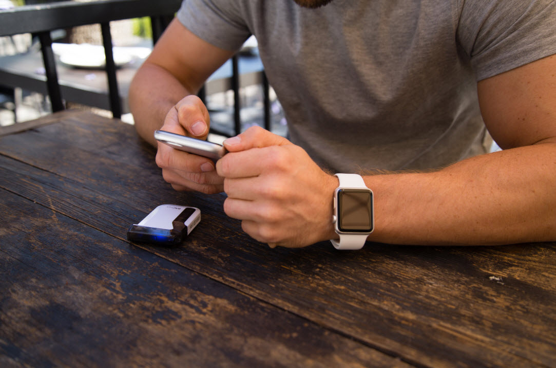 WIRED Features BACtrack App for Apple Watch