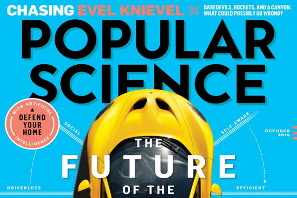 Popular Science Features BACtrack Vio