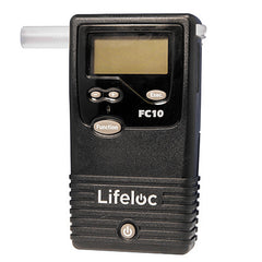 Lifeloc FC10 Breath Alcohol Tester
