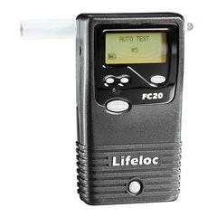Lifeloc FC20 Breath Alcohol Tester Kit w/ Printer