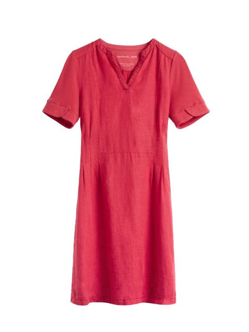 image showing sandwich dress tomato red
