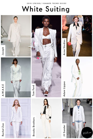 Images showing white outfits