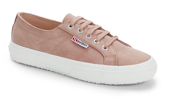 Image showing Superga 2750 Suede Rose Burlwood