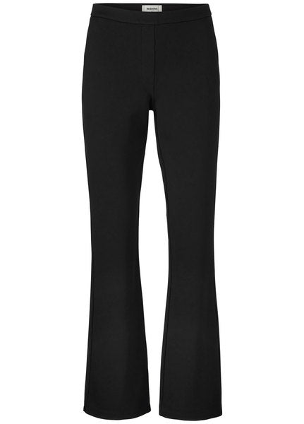 Image showing Modstrom Tanny Flare Trousers Black 53590