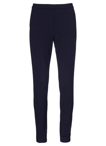 Image showing Modstrom Tanny Trousers Straight Navy 52234
