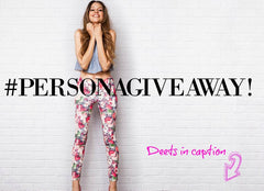 Aug. 2016 Giveaway from Persona Clothing Co.