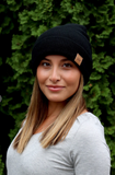Black Fleece Beanie