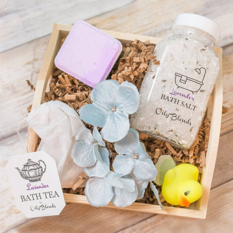 Eucalyptus Bath Collection