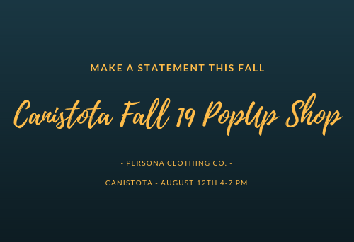 Canistota Fall19 PopUp