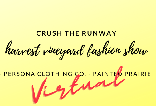 Virtual Vineyard Fashion Show