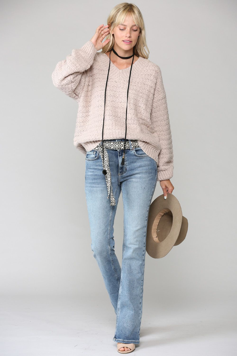 Toasted Knit Sweater