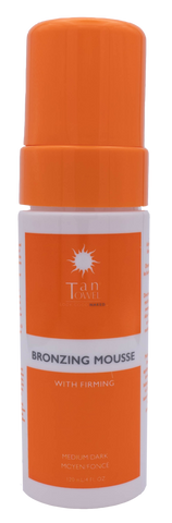Bronzing and Firming Self-Tan Mousse - Medium/Dark