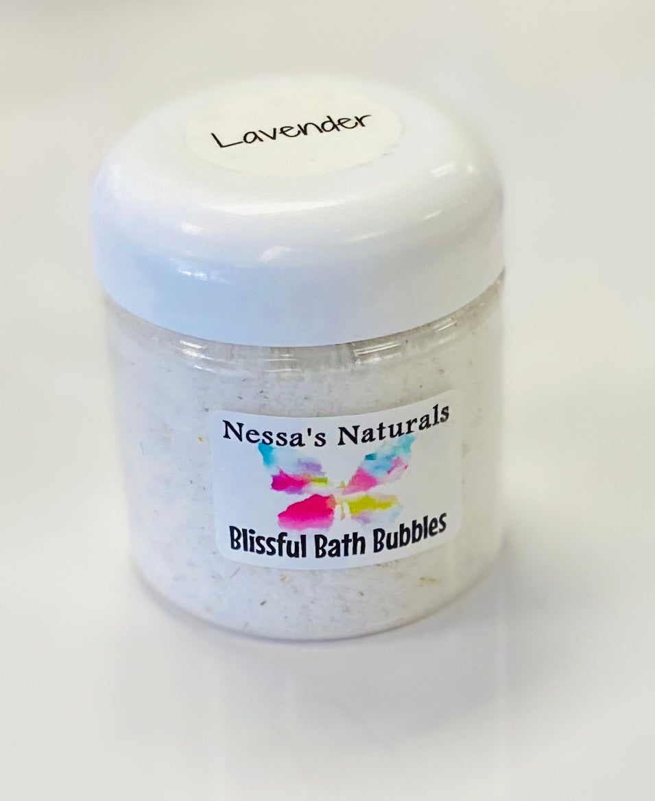 Lavender Blissful Bath Bubbles